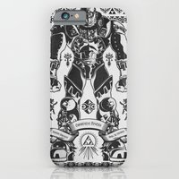 Legend of Zelda Ganondorf the Wicked iPhone 6 Slim Case