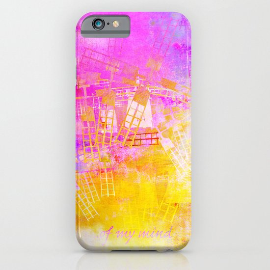 ..of my mind iPhone & iPod Case