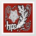 Hope Bursting Forth Art Print