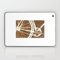 Brown Bike Laptop & iPad Skin