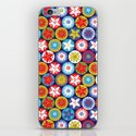 Festive Print iPhone & iPod Skin