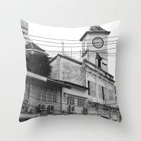 Phuket II Throw Pillow
