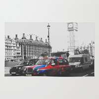 Travelling The British W… Rug