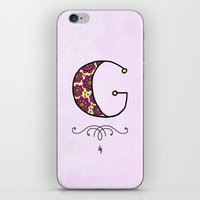 G G iPhone & iPod Skin