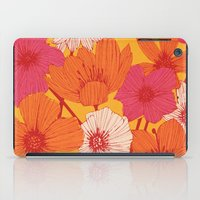 Summer Flowers iPad Case