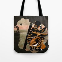 My Dexterous Shadow Tote Bag