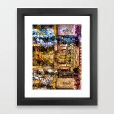 Milano Framed Art Print