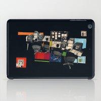 Control Panel 75 iPad Case