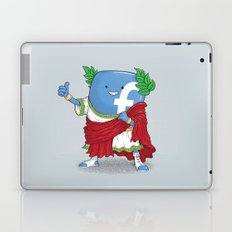 The Caesar and 42000 more Romans in the circus like this Laptop & iPad Skin