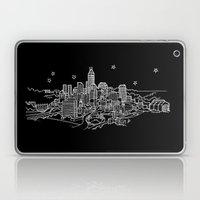 Indianapolis, Indiana City Skyline Laptop & iPad Skin
