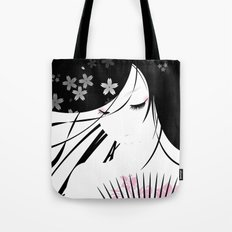 Asian Obsession Tote Bag