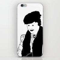 GERTIE iPhone & iPod Skin