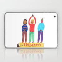 Toblerone. Laptop & iPad Skin