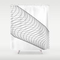 vlakno Shower Curtain