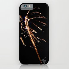 Jets of Fireworks iPhone 6 Slim Case