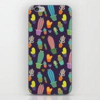 Cactus Pattern  iPhone & iPod Skin