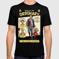 Tales Of The Ordinary Mens Fitted Tee Black SMALL