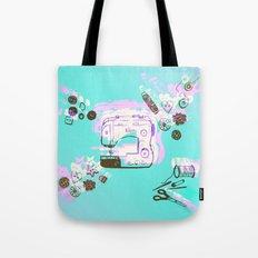 Sewing Station Maker Tote Bag