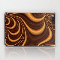 Caramel Twist Laptop & iPad Skin
