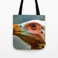 Ethel The Vulture Tote Bag