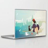 Delivery Service Laptop & iPad Skin