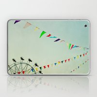 Summer Festival Laptop & iPad Skin