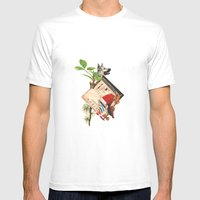 Etro Mens Fitted Tee White SMALL
