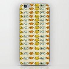 Cat Trio iPhone & iPod Skin