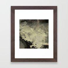Dirty Vintage Framed Art Print