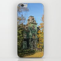 Old Creepy House iPhone & iPod Skin