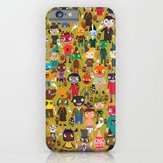 Halloween Mixer iPhone 6 Slim Case