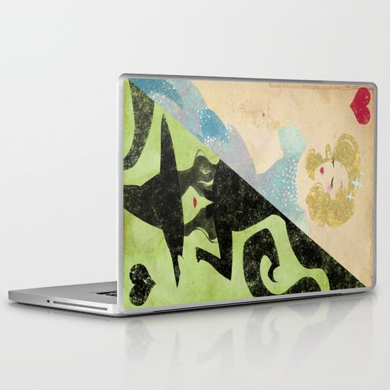 Wicked Laptop & iPad Skin