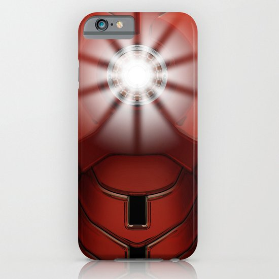 iron man v.2 iPhone & iPod Case