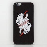 Jellyroll #10: Bull Dog … iPhone & iPod Skin