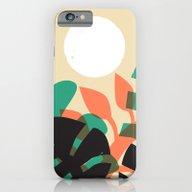 Jungle Sun #1 iPhone 6 Slim Case