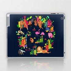 In The City: Urban Laptop & iPad Skin