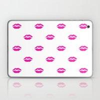 Pink Lipstick Laptop & iPad Skin