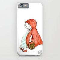 Little Red iPhone 6 Slim Case