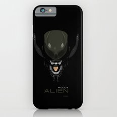 coupling up (accouplés) Woody Alien iPhone 6 Slim Case
