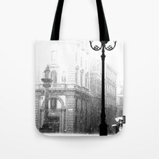 Florence in the Spring Rain Tote Bag