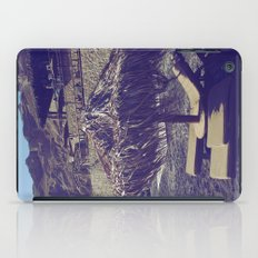 Private Paradise II iPad Case