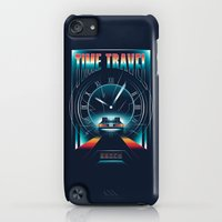iPod Touch Cases featuring Time Travel by Steven Toang