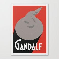 Gandalf Beer Canvas Print