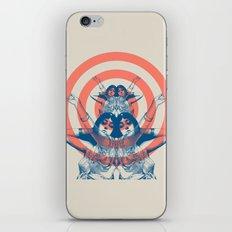 Space Ritual iPhone & iPod Skin