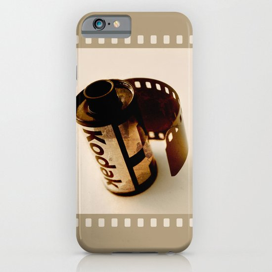 The last kodak film iPhone & iPod Case