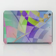 Multicolored Abstract No… iPad Case