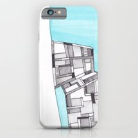 Lost Keys Cafe 2 iPhone 6 Slim Case