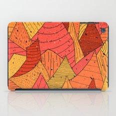 Pumpkin Slices iPad Case