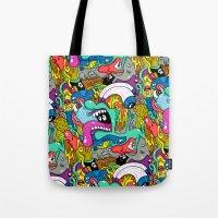 Brain Dump Tote Bag