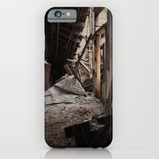 Plymouth County Hospital Building 2 iPhone 6s Slim Case